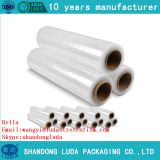 Environmentally friendly machine packaging stretch film