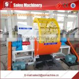 top 10 waste plastic tire shredder tire recycling machinery