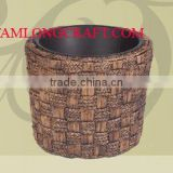 WATER HYACINTH BASKET/ VASE TCC-BK13