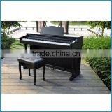 Upright teaching digital piano keyboard piano electric 88 key hammer action keyboard electric teaching organ