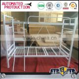 Factory direct sale cheap detachable metal frame wrought iron metal prison bunk bed