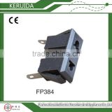 15A American dustproof plug adapter