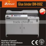 Alibaba China Manufacturer Factory Supplier Boway 950 A4 Book Binding Automatic Glue Binding Machine