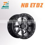 4x4 offroad beadlock black wheel