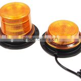 AMAZING LED SAFETY BEACON AMBER MAGNETIC MOUNT