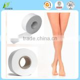 Hot sale supplies of hair removal wax strips paper rolls