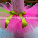Kids Wholesale Performance Tutu Skirt Toddle Girls Cheap Dance Costumes Children Latin Dance Skirt