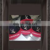 Customized Design Embroidery Contrast color Hip Hop Cap
