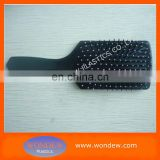 Paddle promotion hair brush