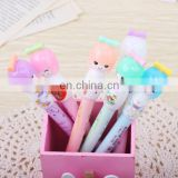 Cute Japanese Girl Eraserable Gel Pen Stationery Kawaii Pen