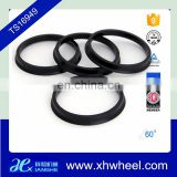 4pc Hub Centering / Spigot Rings ID 60.1 mm OD 67.1 mm
