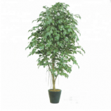 man-making plant artificial bonsai mini banyan tree