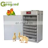 egg hatchery incubator machine for poultry hatching