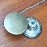 17mm jeans button
