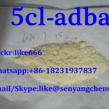 5cl-adba yellow crystal Whatsapp:+86-18231937837