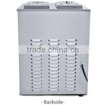 Different Kinds Voltage Small Soft Ice Cream Machine For Sale