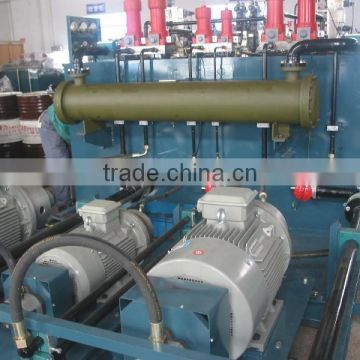 Hydraulic Shearing Machine hydraulic system