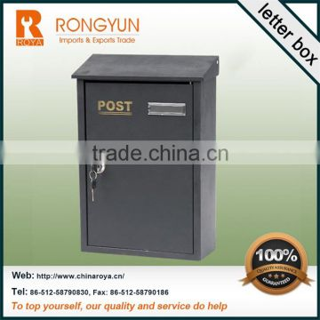 Cheap letter tin boxand letter box manufacturers