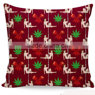 Sedex audited clothing factory 100%polyester wholesale pillow cases
