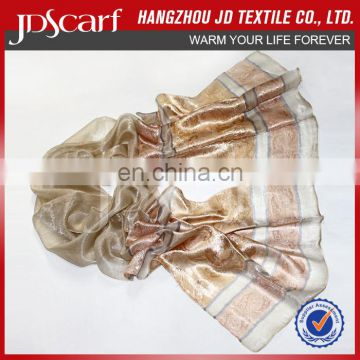 New fashioned luxury very soft Plain Coloured Scarf