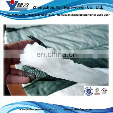 washable polyester quilt batting for military uniform