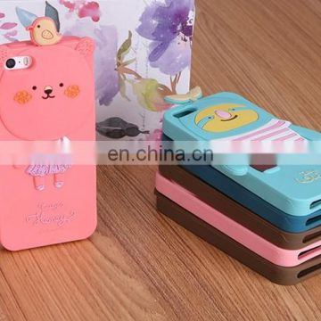 Low Price Cute Customized Silicone Phone Case