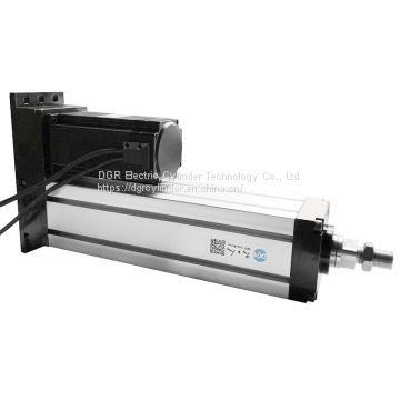 High Force Servo Motor Electric Linear Actuator With Ball Screw Drive