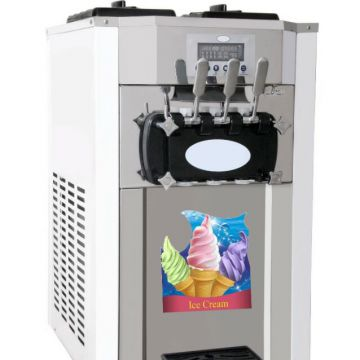 Smart Control Soft Ice Cream Machine Good Appearance