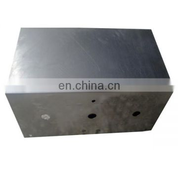 metal products fabrication with CNC cutting, stamping, bending and welding
