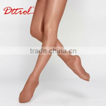 OEM Wholesale silk tube pantyhose stockings ballet tights for women D004918