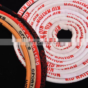 jacquard round cord for garment