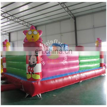 2016 Mini bounce houses for sale for kids Inflatable fun city