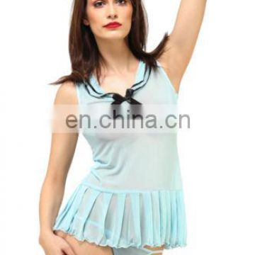 DesiHarem Honeymoon Lingerie Cute School Girl Babydoll Nightwear