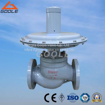 Zzvp Self Operated Micro Pressure Regulating Valve