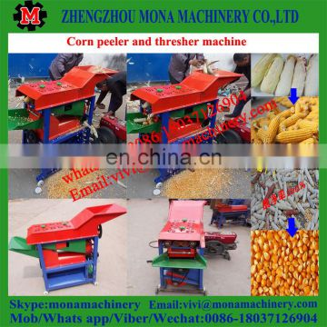 3500kg big capacity diesel corn thresher / corn threshing machine