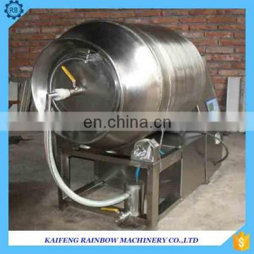Stainless steel automatic Chicken Vacuum Rotate Tumbler
