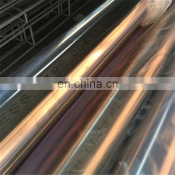 Stainless Steel 304 Polish Tubes manufacturer