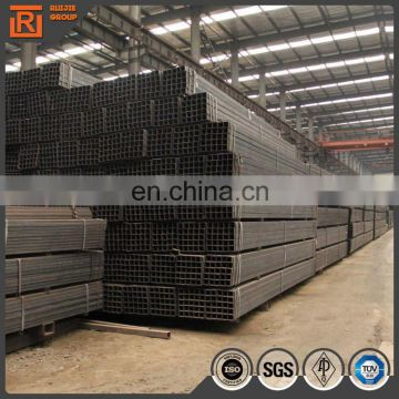 astm a53 rectangular hollow tube carbon astm a500 grade b steel pipe