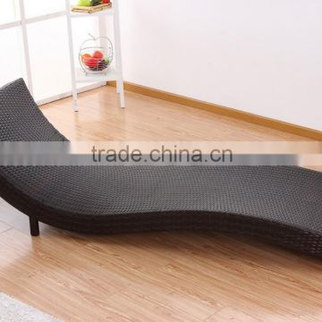 2015 Synthetic outdoor rattan chair , Reclining