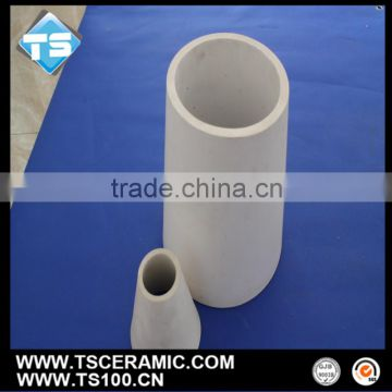 High Corrosion-Resistant 92% Alumina Ceramic Tube for Abrasive Pneumatic Transport Systems