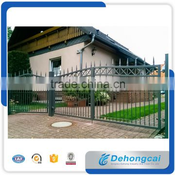 Aluminum House Gate Designs Wrought Iron Gate Models Forged Iron