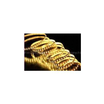 Energy Saving Outdoor Low Ripple 3528 SMD RGB Flexible LED Strip Lights 60D 8mm DC12V IP20