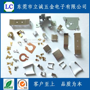 Metal Stamping Parts ,Transformer Iron Clamp ,Hardware Parts,copper foil,Fast delivery