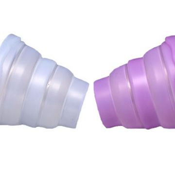 Shaped Portable Foldable Drinking Cup Portable Outdoor