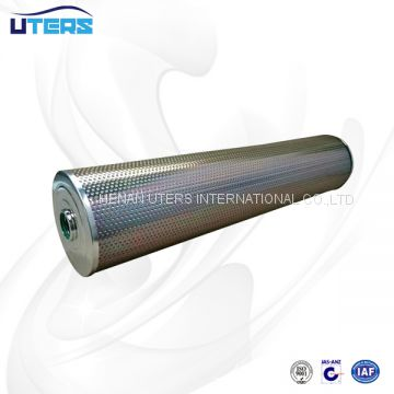 Factory direct UTERS replace Internormen high quality Hydraulic Oil Filter Element 01.E 60.10VG.HR.E.P