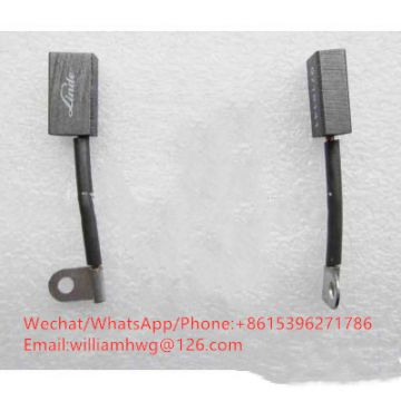 Linde forklift parts carbon brush 0009718141 322 324