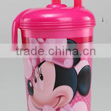 Colorful BPA Free RFL Plastic Water Bottle of Water Bottle