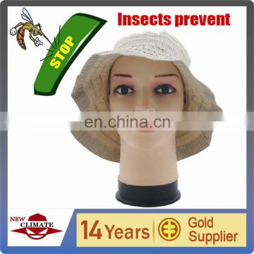 2015 new Insect prevent hat,high-tech hat,UV hat,mosquito prevent hat