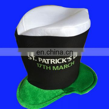 St Patrick's Day Felt Top Hat