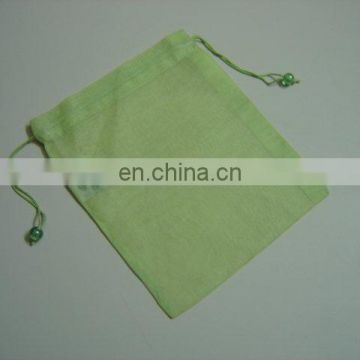 Cotton Organdy Pouch